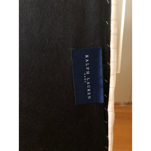 """Traditional Ralph Lauren """"Oliver"""" Accent Chair For Sale - Image 10 of 11"""