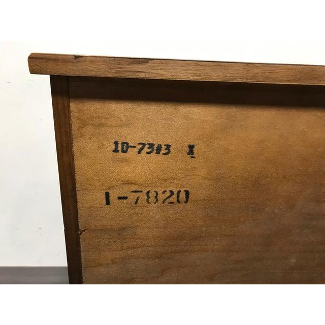 Henredon Mid-Century Italian Provincial Dresser - Image 9 of 11