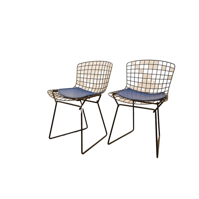 Harry Bertoia Child Chair Pair For Sale - Image 9 of 9