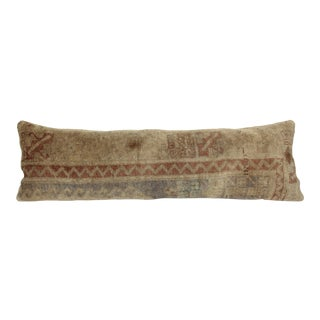 Tiral Turkish Boho Chic Floor Pillow Cover For Sale