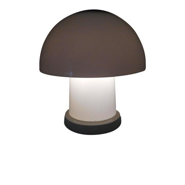 Mid-Century Mushroom Lamp For Sale