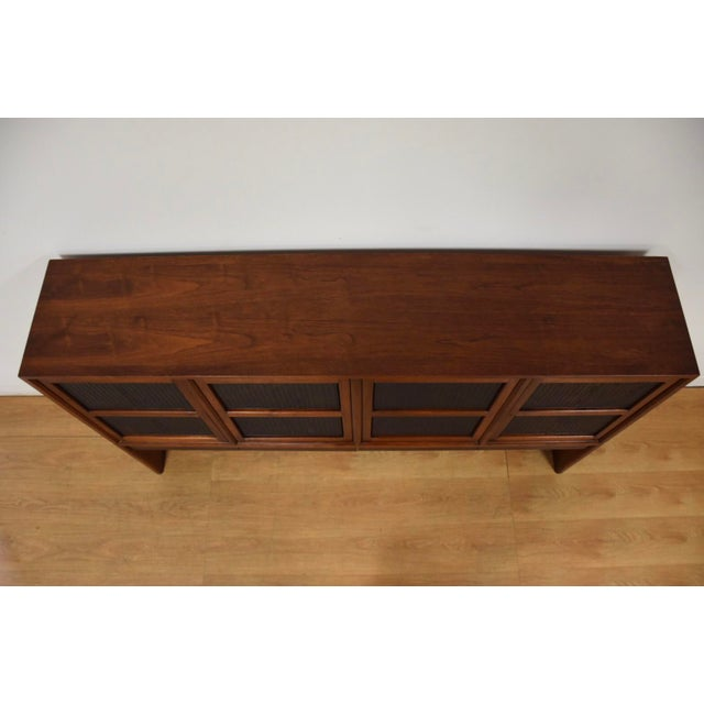 Edward Wormley for Dunbar Janus Credenza For Sale - Image 9 of 13