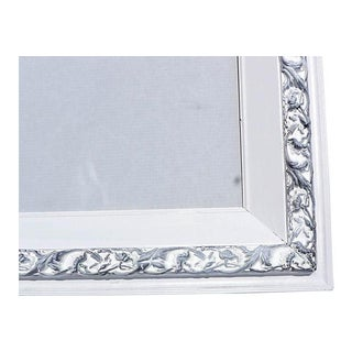 Antique Painted Carved Wood Frame Preview