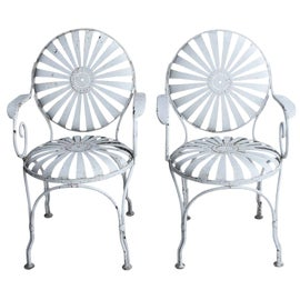 Image of Art Deco Side Chairs