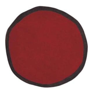 Nanimarquina Aros 1 Hand Tufted Redonda Rug For Sale