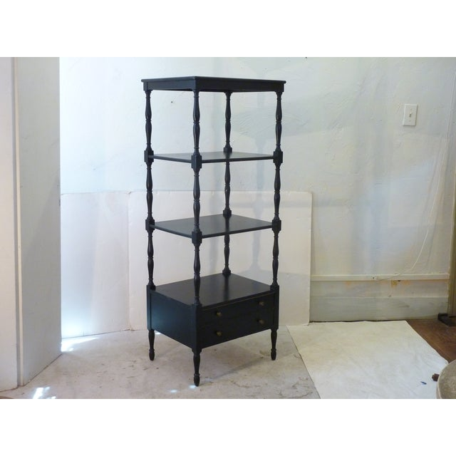 Early 20th Century Antique Etagere For Sale In Boston - Image 6 of 10