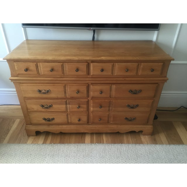 Antique Chippendale Chest of Drawers - Image 6 of 9