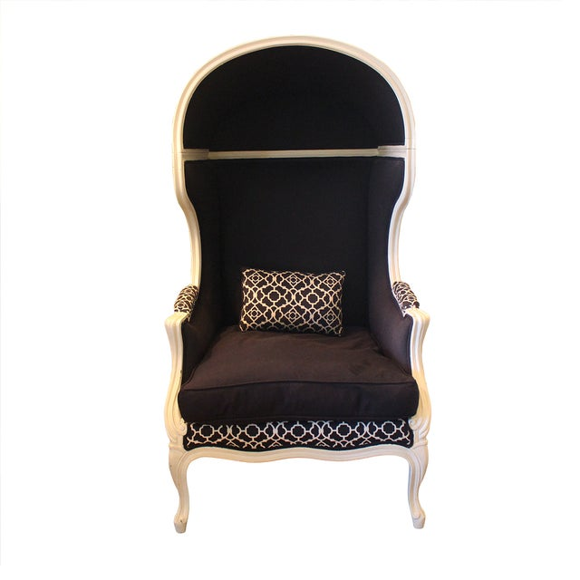 Porter Bonnet Top Chair - Image 9 of 9