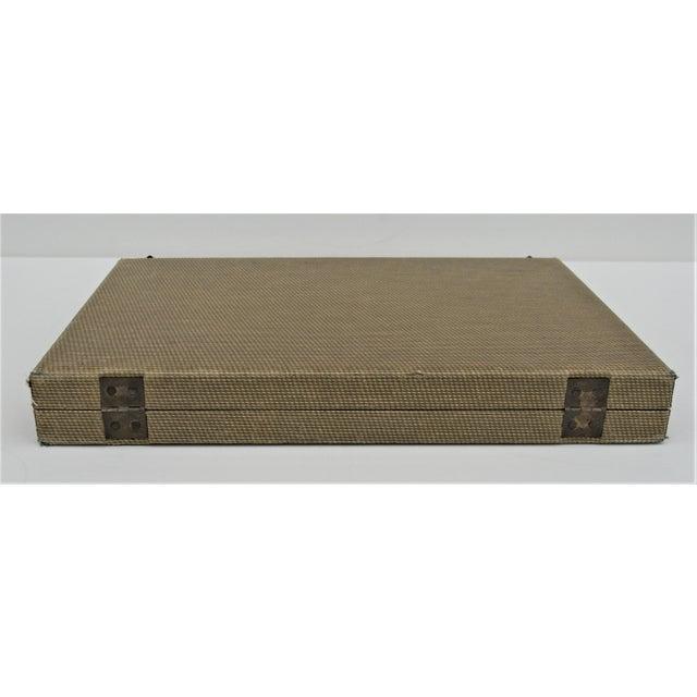 Vintage Backgammon Set For Sale - Image 10 of 13