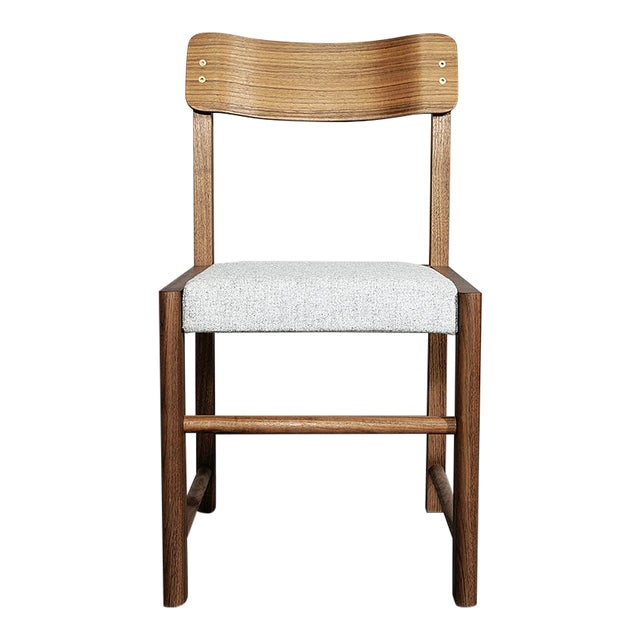 Volk Sebastian Chair Walnut For Sale