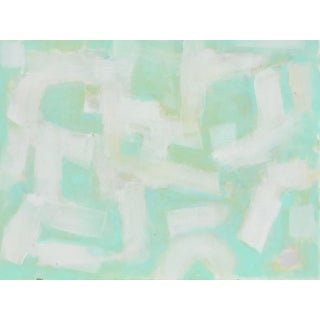 """Sarah Trundle """"Segue"""" Contemporary Abstract Painting For Sale"""