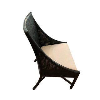 Barbara Barry for McGuire No. M-261 Petite Caned Arm Chair Preview