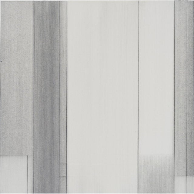 Contemporary Other Rooms 10, 2016, Oil and pencil on paper by Julian Jackson For Sale - Image 3 of 3