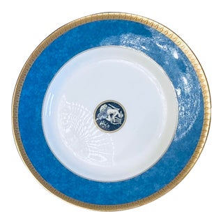 English Traditional Wedgwood Madeleine China Bread and Butter Plate - 10 Available Rare Discontinued Pattern For Sale