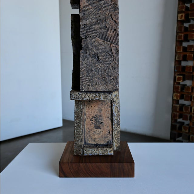 2020s Tim Keenan Large Scale Ceramic Sculpture For Sale - Image 5 of 13