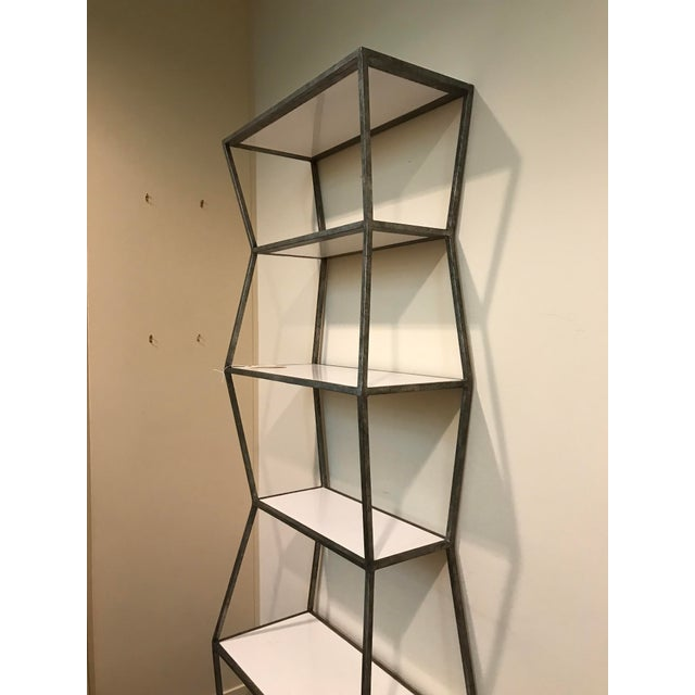 Mid-Century Modern Etagere Shelf For Sale - Image 4 of 6