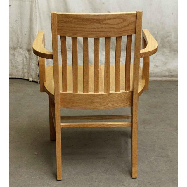 Single Light Wooden Chair - Image 3 of 4