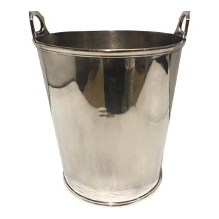 Mappin & Webb Two-Bottle Champagne Bucket