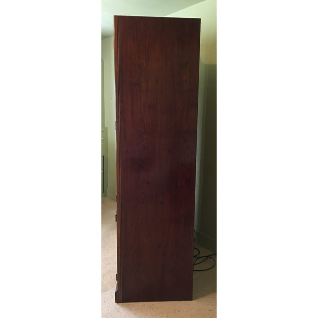 Contemporary 1980s Drexel Traditional Cabinet For Sale - Image 3 of 8