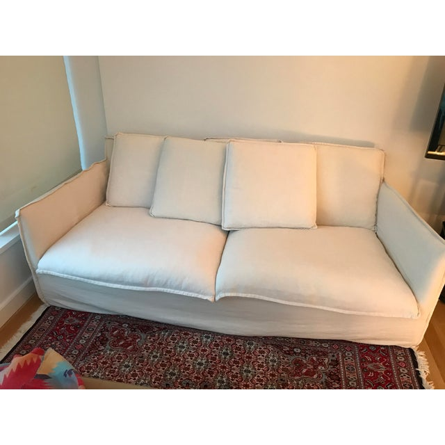 Modern Create and Barrel Oasis Sofa - Image 6 of 6