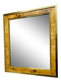 Image of Burlwood Mirrors