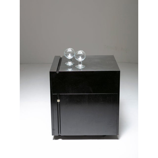 """Contemporary """"Cubo Bar"""" by Studio o.p.i. For Cini&Nils For Sale - Image 3 of 9"""