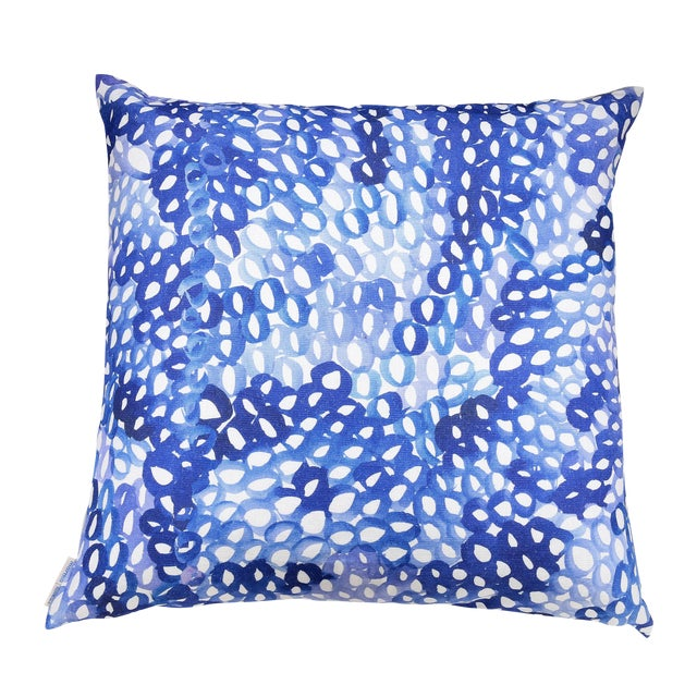 """Lupine Linen Pillow - 10"""" X 22"""" - Image 1 of 3"""