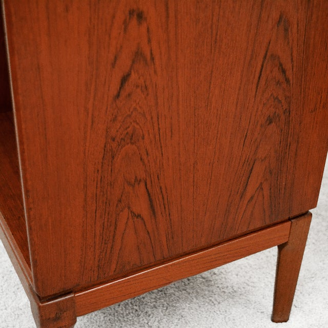 1960s Borge Mogensen Teak Nightstands for Soborg Mobler - a Pair For Sale - Image 5 of 12