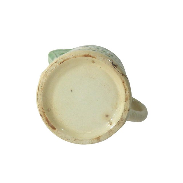 Antique Ceramic Cow Pitcher For Sale In Sacramento - Image 6 of 9