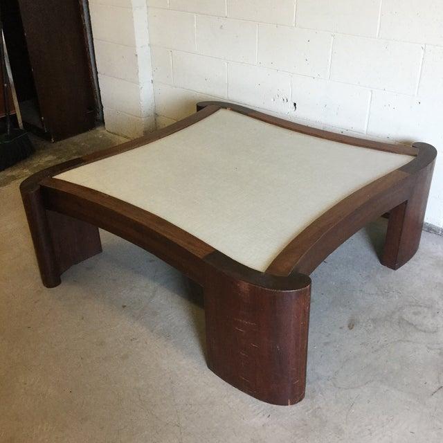 Mid-Century Modern Mid Century Modern Walnut Coffee Table For Sale - Image 3 of 13