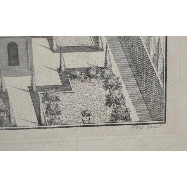 Rare Birdseye View of Wadham College Engraving - Image 6 of 10