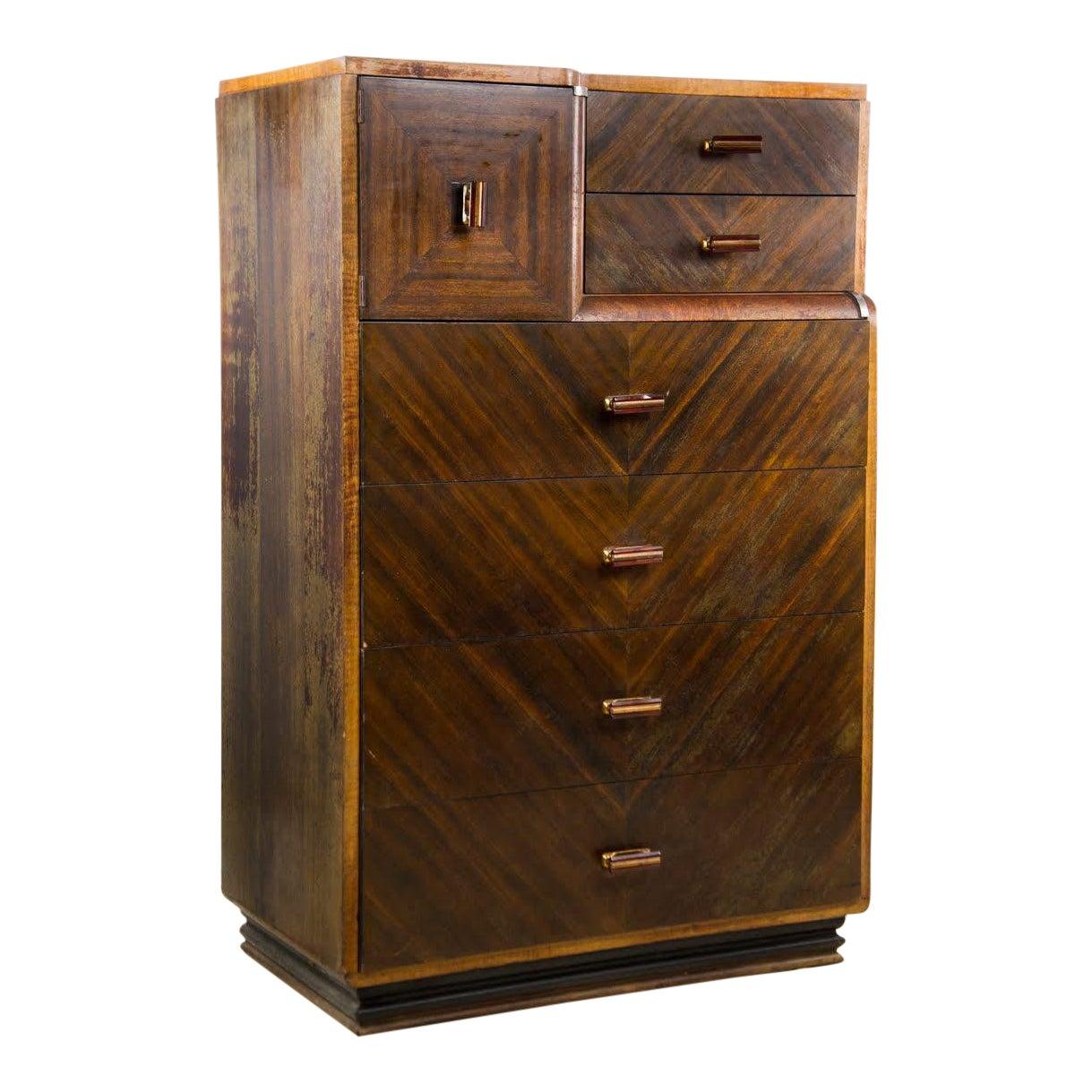 Sekera furniture co mid century modern 7 drawer dresser chairish