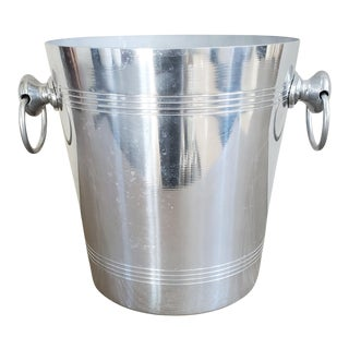 French Champagne Ice Bucket For Sale