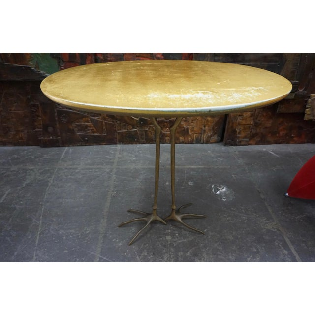 """1970s """"Traccia"""" Occasional Table by Meret Oppenheim For Sale - Image 5 of 8"""