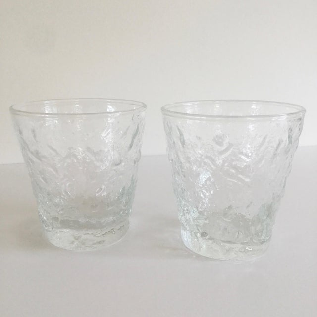 Anchor Hocking Milano Lido 7oz Flat Tumblers - Set of 2 For Sale - Image 6 of 6