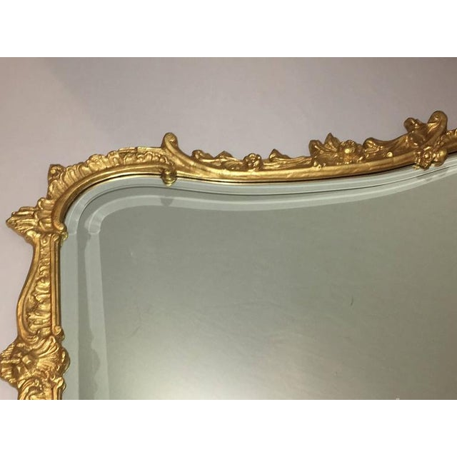 Friedman Brothers Friedman Brothers Chippendale Console Mirrors - A Pair For Sale - Image 4 of 9