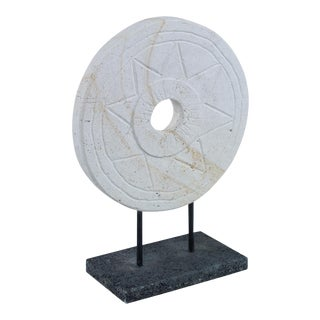 Curated Kravet Nelson Sculpture For Sale