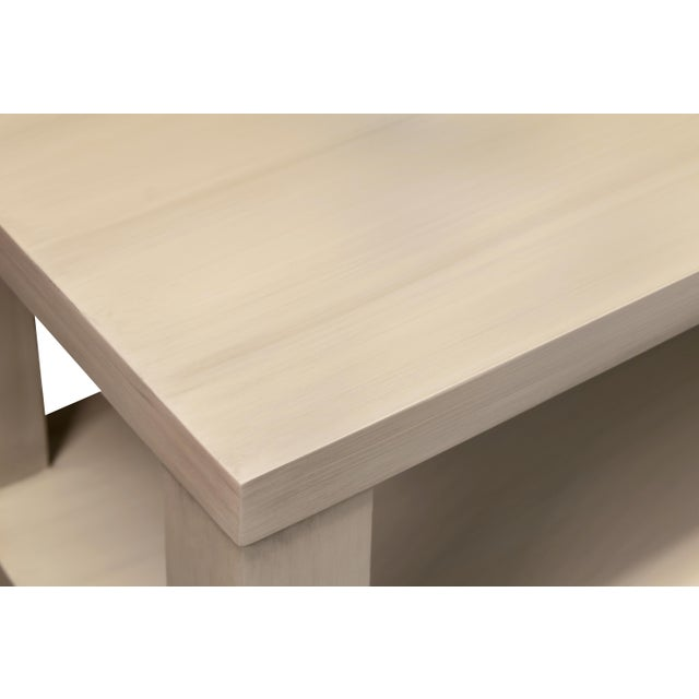 Wood Kindel Furniture Garden Street Multifunctional Console For Sale - Image 7 of 10