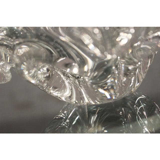 Vintage Murano Glass Flower Bowl - Image 8 of 11