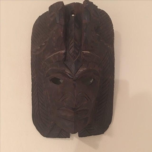 Tribal Mask - Image 2 of 5