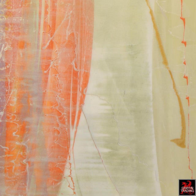 2010s Untitled Abstract Painting 7453 For Sale - Image 5 of 6