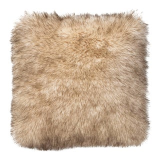 """Piper Collection Golden """"Teddy"""" Pillow For Sale"""