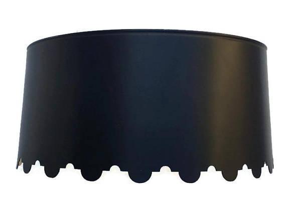 Mid Century Modern Metal Scalloped Lamp Shade Dorothy Draper Style