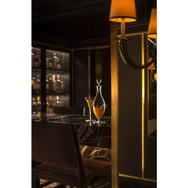Contemporary Contemporary Custom Bar Stools - Set of 4 For Sale - Image 3 of 8