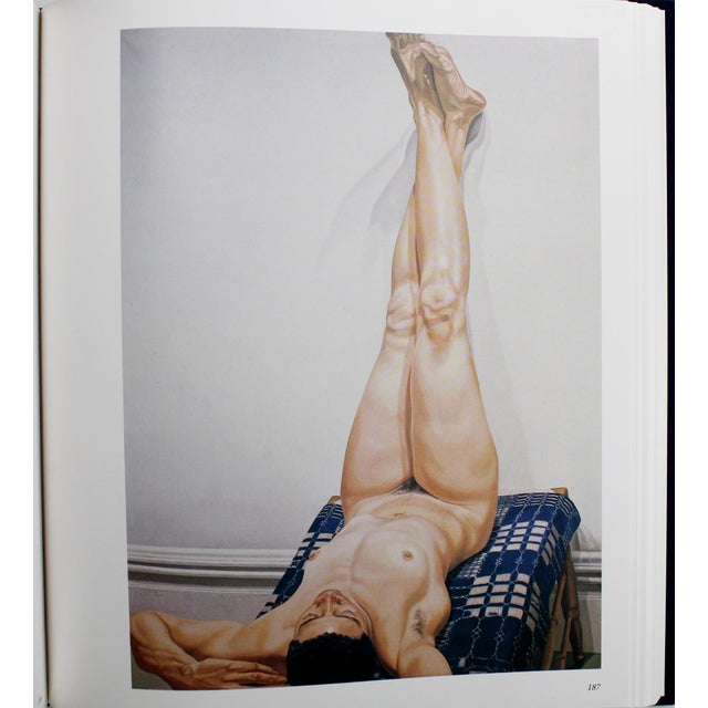 Paper Philip Pearlstein: The Complete Paintings, First Edition For Sale - Image 7 of 11