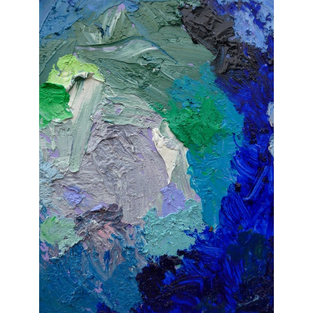 Abstract Blues For Sale - Image 3 of 8