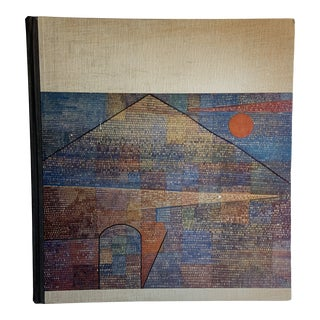 1959 Paul Klee the Inward Vision Book For Sale