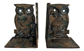 Image of Owl Bookends