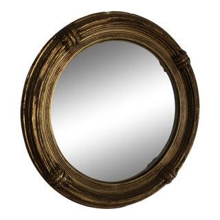 1960 Vintage Bullseye Mirror For Sale