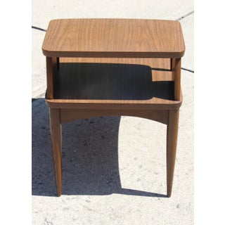 20th Century Danish Modern Step Table Preview